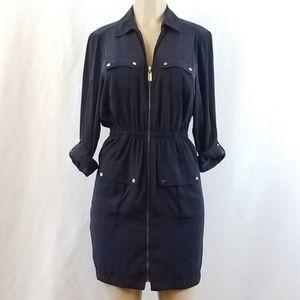 Alfani Navy Dress